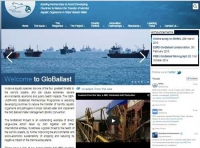 The GloBallast website offers free access to online e-learning tools