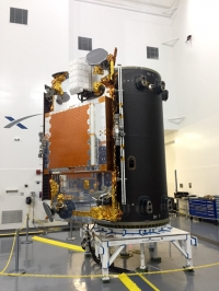 The NEXT satellites were shipped from their manufacturing facility in Arizona