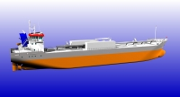 Three of the six vessels to be equipped will be Eureka cement carriers