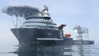 Olympic Artemis will be the first Olympic Subsea ship to deploy Kongsberg Digital's Vessel Insight. Image courtesy of James Fisher