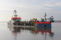 Dutch Dredging installs MirTac fleet management system