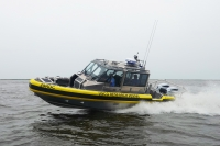 Sea Machines and Metal Shark supply USCG with new autonomous vessel