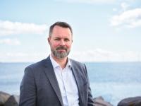 StormGeo CEO Søren Andersen.